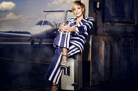 Sharon Stone dla marki AirField