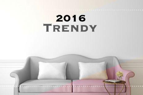 Najmodniejsze wnętrza 2016 roku!