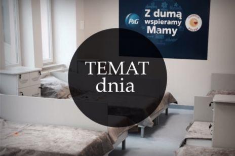 TEMAT DNIA: Mama i dziecko w szpitalu!