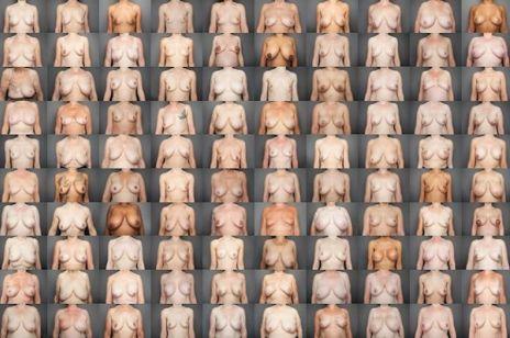 BARE REALITY kobiece piersi bez cenzury
