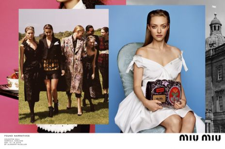 Nowa kampania marki MIU MIU!