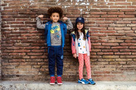 Dziecięca kolekcja marki Puma