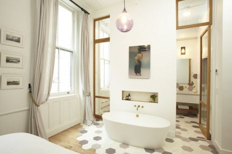 Niezwykły loft w Tribece w Nowym Jorku