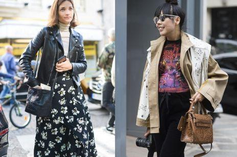 Moda uliczna z Paryża:najlepsze stylizacje!