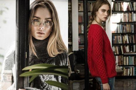 ROBOTY RĘCZNE: Swetry na jesień 2016