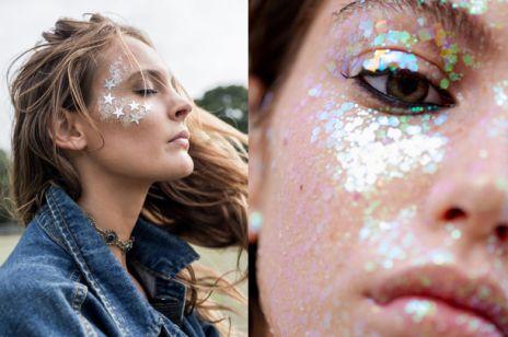 HIT! Świetlisty makijaż na Sylwestra 2016