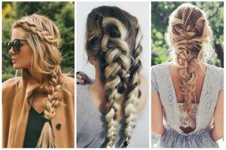 Fryzury Na Długie Włosy Kobietapl