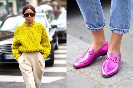 Trendy w modzie wiosna 2017: NEONOWE KOLORY