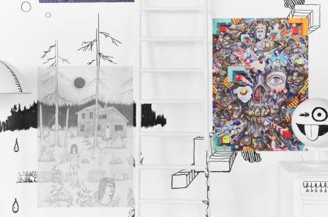 Artyści dla IKEA: nowa seria plakatów na wiosnę