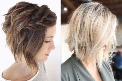 Najmodniejsze krótkie fryzury wiosna 2017!