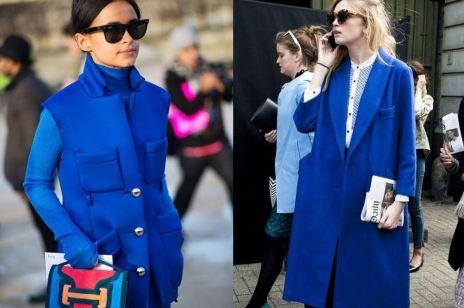 """Trend moda wiosna lato 2017: Niebieski """"Lapis Blue"""""""