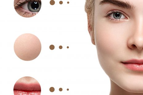 8 chorób, które bez trudu zobaczysz na swojej twarzy