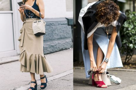 Modne sandały na lato 2017, które musisz mieć!