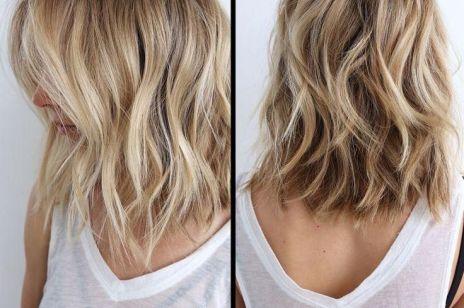 Fryzury dla cienkich włosów. Zobacz 5 modnych cięć, które dodadzą twoim włosom objętości