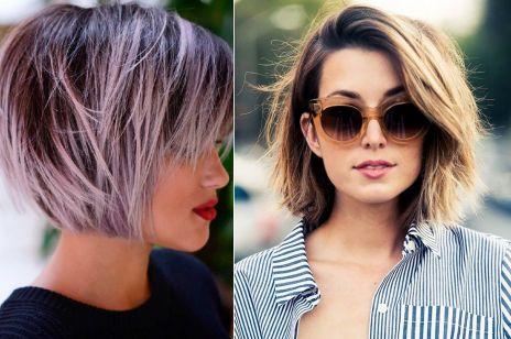 KRÓTKIE fryzury na jesień: 20 najmodniejszych cięć!