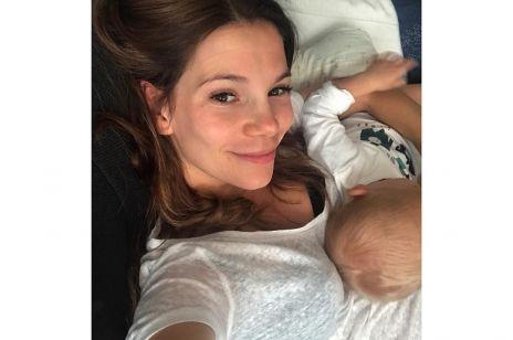 Maja Bohosiewcz zostawiła niemowlę i wyjechała na wakacje
