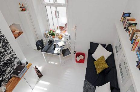Jak urządzić małe mieszkanie? Zrób to sprytnie!