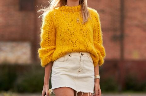 Piękne swetry na jesień 2017