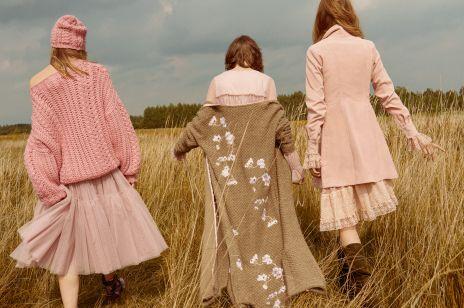 Piękne swetry, sukienki w kwiaty: tak wygląda nowa kolekcja Bizuu na jesień 2017