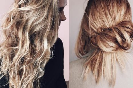 Cream Soda Blond - nowy kolor blondu na jesień!