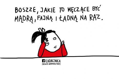 Projekt Ladacznica, czyli Weronika Rafa opowiada o kobiecości