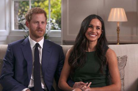 Książe Harry i Meghan pierwszy raz SZCZERZE o swoim związku!