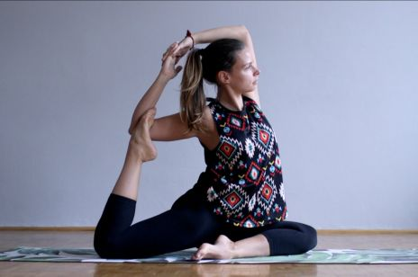 Women's Voices: Eliza Wierkowska właścicielka Yoga House