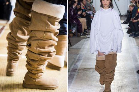 Czy to najbrzydsze buty sezonu?