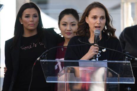 Natalie Portman: już od 13. roku życia byłam ofiarą terroru seksualnego