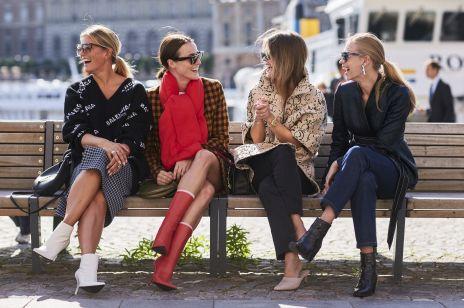 Wiosenne płaszcze: trendy wiosna 2018