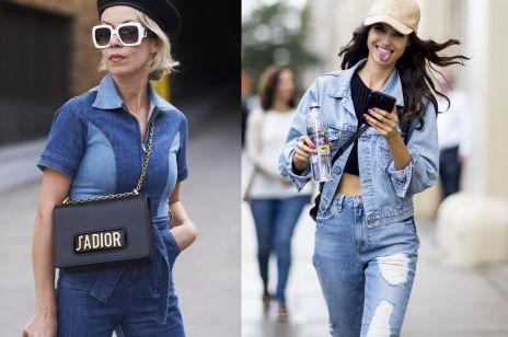 Modny jeans na wiosnę 2018: co będziemy nosić?