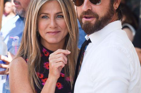 Jennifer Aniston rozstała się z mężem przez Brada Pitta?
