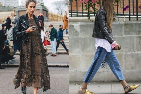 Ramoneska: modna kurtka na wiosnę 2018