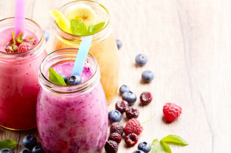 7 super składników do SMOOTHIE: są zdrowsze niż świeże soki!