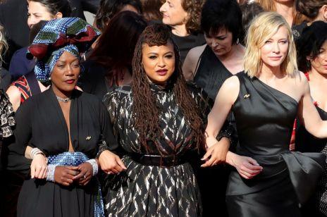 Wielki protest kobiet w Cannes: wzruszające przemówienie Cate Blanchett