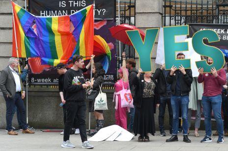 Referendum w Irlandii: czy szykuje się rewolucja w prawie aborcyjnym?