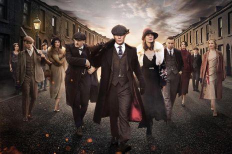 Peaky Blinders serialem roku! O czym jest ten serial BBC?