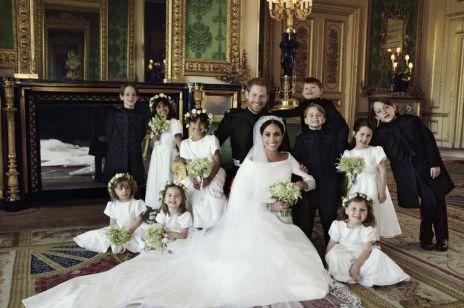 Sesja ślubna Meghan Markle i księcia Harry'ego: PIERWSZE zdjęcia okiem fotografa o polskich korzeniach!