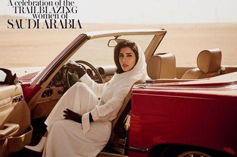 Kontrowersyjna okładka arabskiego Vogue: prawa kobiet na świeczniku