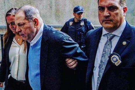 Harvey Weinstein oskarżony: sąd postawił mu zarzuty