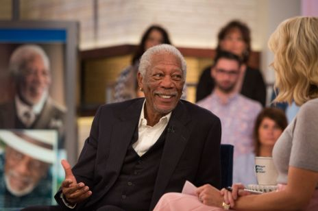 CNN ujawniło nagrania w sprawie Morgana Freemana: co na to aktor?