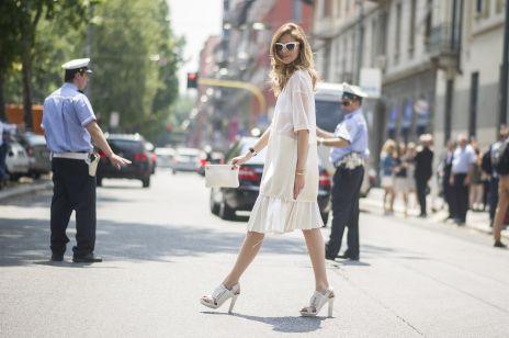 Eleganckie sukienki na lato 2018: nasze typy