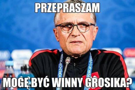 Najlepsze memy mecz Polska-Kolumbia