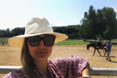 Małgorzata Socha pokazała zdjęcie córki: urocza!