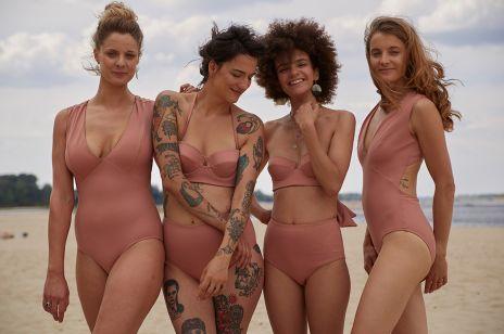 Dziewczyny w bikini bez retuszu: świetna kampania Bodymaps i Risk Made in Warsaw