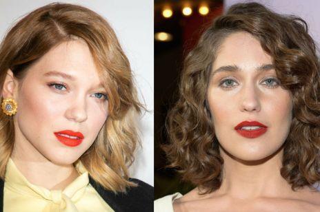 15 modnych fryzur, dla których nie trzeba mocno skracać włosów