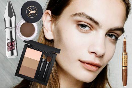 Jak malować brwi? TOP 10 kosmetyków do stylizacji