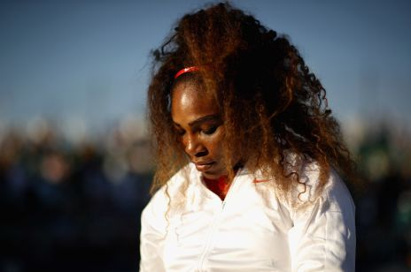 """Serena Williams szczerze o trudach macierzyństwa: """"Czuję, że nie jestem dobrą mamą"""""""