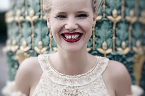 Joanna Kulig w brytyjskim Vogue'u. Czy trafi na okładkę?