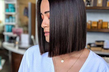 Glass hair: nowy trend we fryzurach na jesień 2018!